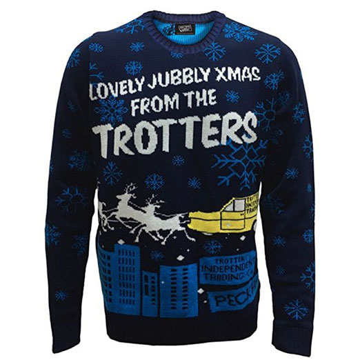 Only Fools and Horses Official Christmas Jumper