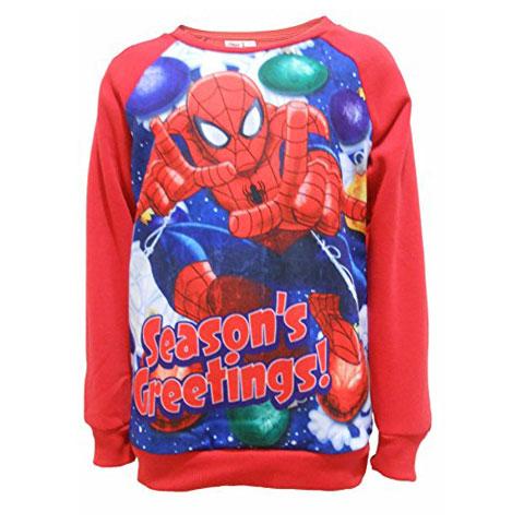 Spider Man Jumper