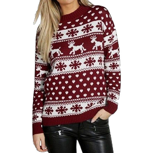 Women Christmas Jumper