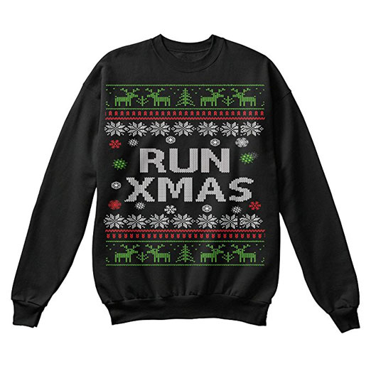 Run Xmas Jumper